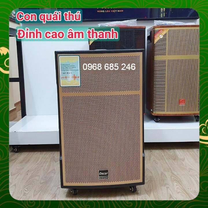 Loa kéo karaoke công suất lớn Oscar SR3-15 _ Nhật Việt official jbl jbz