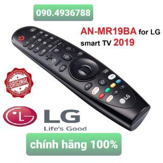 Điều khiển thông minh smart LG MR19BA. Chính Hãng, dùng cho SmartTV đời 2019