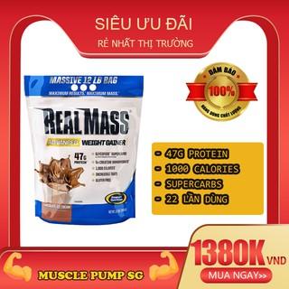 [GIÁ RẺ] Sữa Tăng Cân Real Mass Gainer – 12lbs