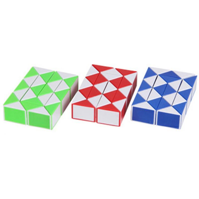 Khối Rubik tam giác đồ chơi tăng cường trí tuệ