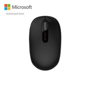 Chuột không dây Microsoft 1850 - Đen thumbnail