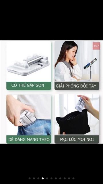 Giá đỡ điện thoại, giá đỡ ipad gấp gọn