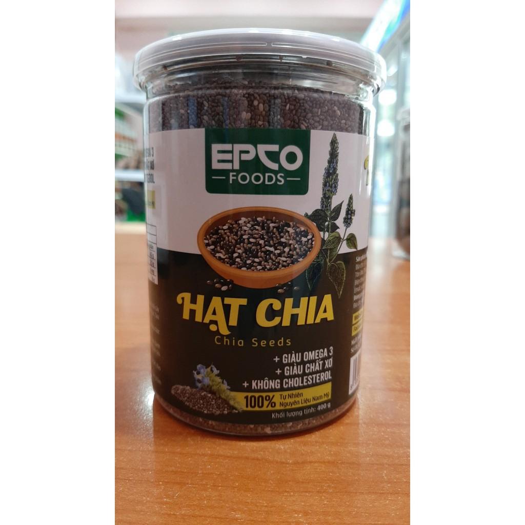 HẠT CHIA NAM MỸ EPCO FOOD 400G