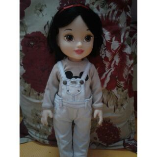 Quần yếm dành cho búp bê Disney Toddler và Animator 16″ (không bao gồm áo phông và búp bê)