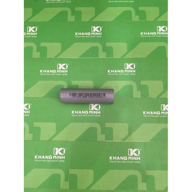 KM Cell xám sw Sinowatt SW18650- 25HP, 2500mAh xả 10A mới 100%, chuyên dùng cho pin máy công cụ (máy