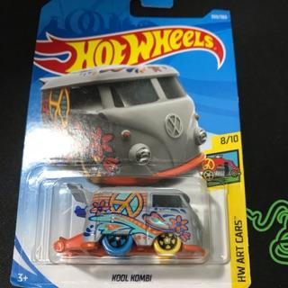 Hot Wheels Koom Kombi