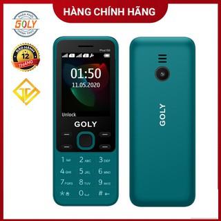 Điện thoại Goly 150 Plus - 2 sim 2 sóng - Pin trâu - Hàng chính hãng thumbnail