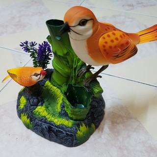 Đồ chơi Chim Điện Tử Hót Như Chim Thật