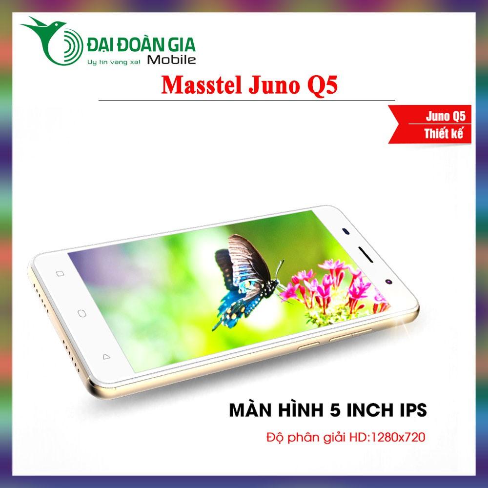 Điện thoại thông minh Masstel Juno Q5 - Hàng chính hãng - 3469824 , 1299257086 , 322_1299257086 , 1573330 , Dien-thoai-thong-minh-Masstel-Juno-Q5-Hang-chinh-hang-322_1299257086 , shopee.vn , Điện thoại thông minh Masstel Juno Q5 - Hàng chính hãng