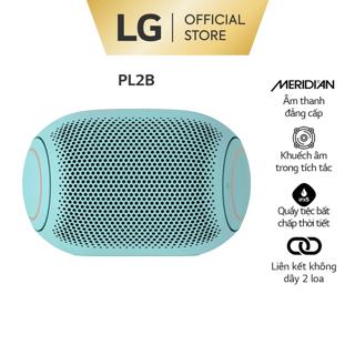 [Mã ELLGJULY giảm 5% đơn 500K] Loa Bluetooth di động LG XBOOMGo PL2B - Hàng chính hãng thumbnail