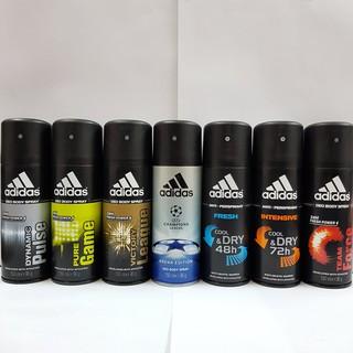 Yêu ThíchXịt khử mùi toàn thân Adidas nam 150ml