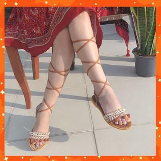 Giày Sandal Boho