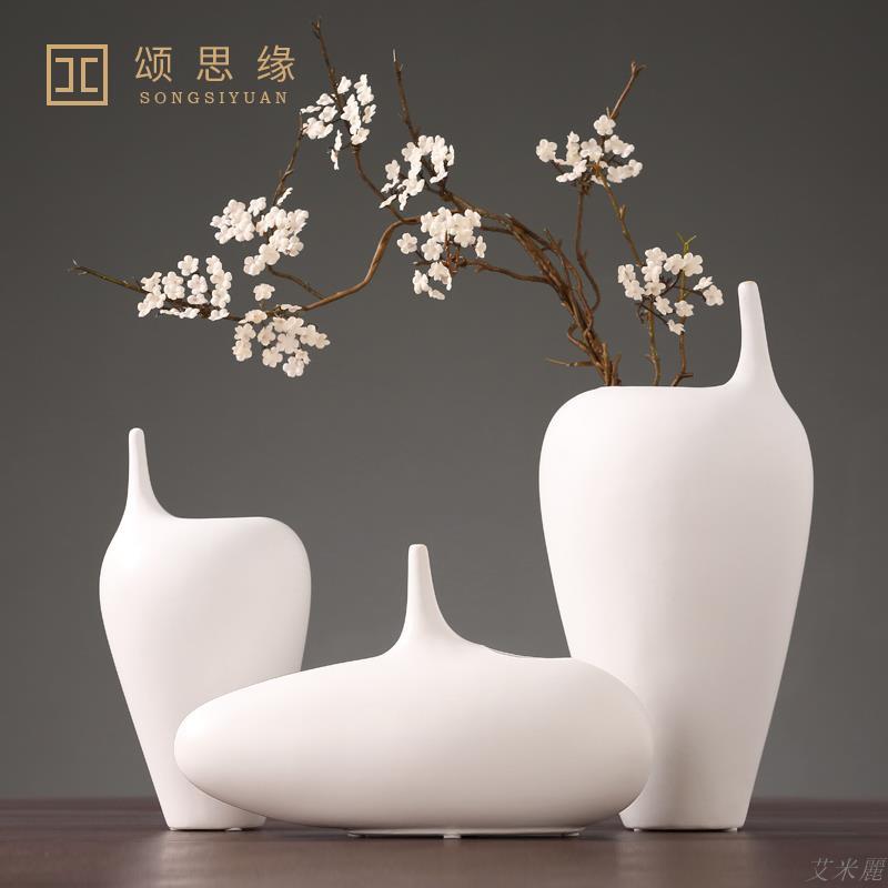 chậu hoa bằng sứ thiết kế hiện đại