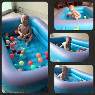 Bể bơi ba tầng