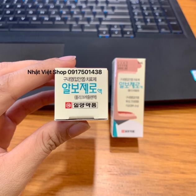 Thoa nhiệt miệng Hàn Quốc 5ml giá cạnh tranh