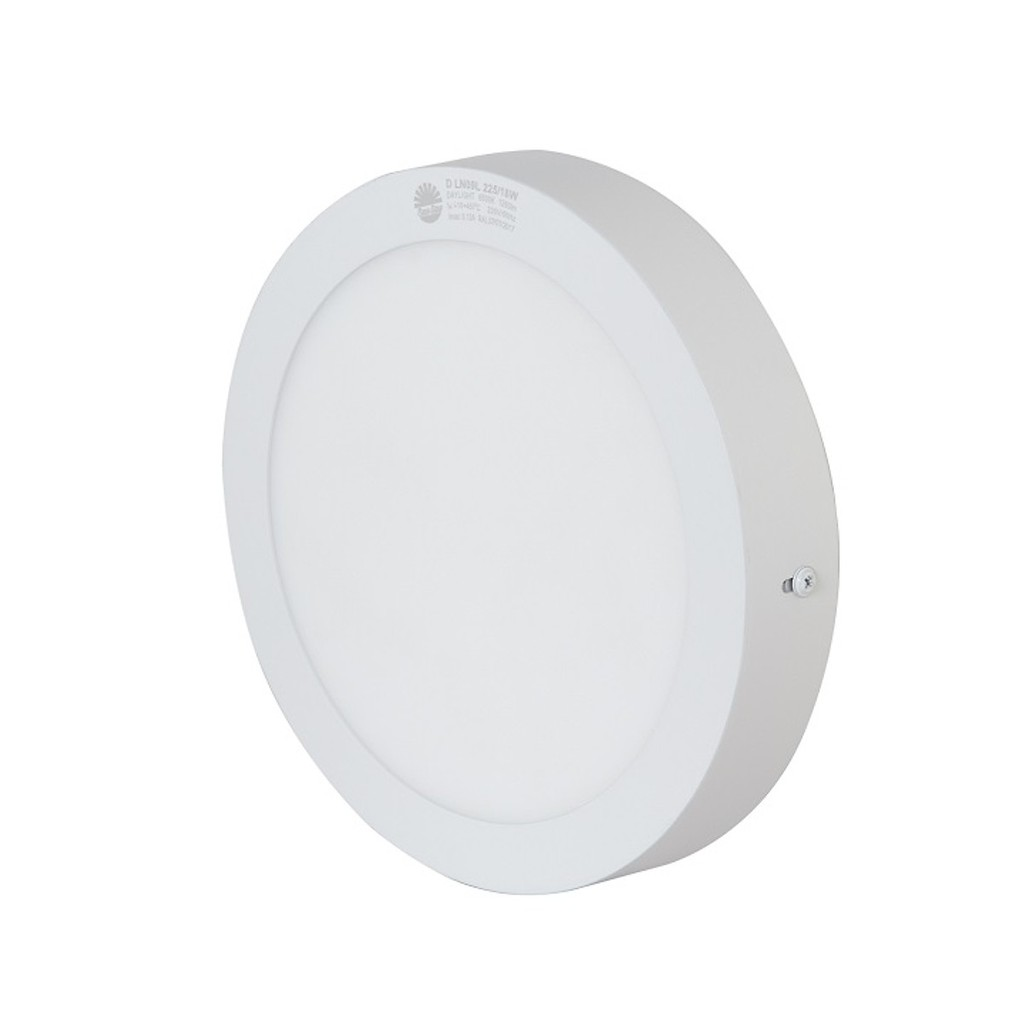Đèn LED Ốp Trần Rạng Đông D LN09L 225/18W -6500K, 3000K  Cảm Biến Radar
