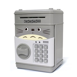 Két sắt mini V.1 hình mèo Totoro (màu xám) – Muasamhot1208