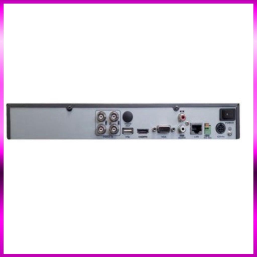 🍀 Đầu ghi hình 4 kênh Turbo HD 3.0 Hikvision DS-7204HGHI-F1 - Hàng chính hãng 100%.