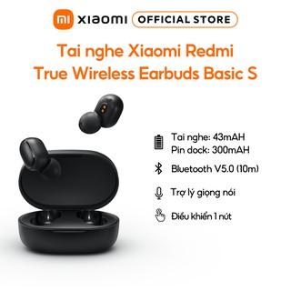 Tai nghe Xiaomi Redmi True Wireless Earbuds Basic S - Hàng chính hãng - BH12 tháng thumbnail