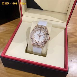 Đồng hồ nam Hulo - Đồng hồ máy pin thể thao, bảo hành 12 tháng DH601 shop106