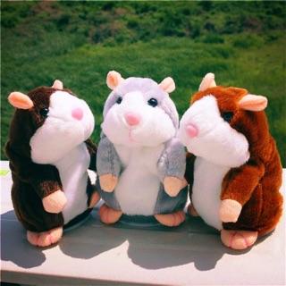 Chuột hamster nhại tiếng người