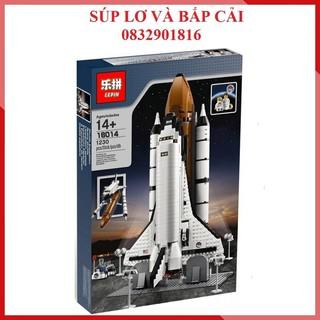 Lepin 16014 Tàu vũ trụ con thoi NASA – Đồ chơi lắp ráp xếp hình thông minh