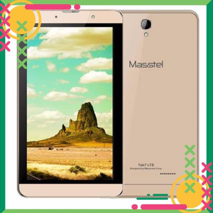 Máy Tính Bảng Masstel Tab 7 LTE 4G – Hàng Chính Hãng