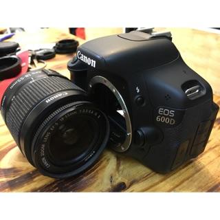 Máy ảnh Canon 600D kèm kit 18-55mm is
