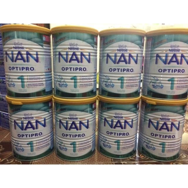 Sữa Nan nga số 1 800-400g