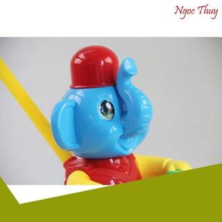[SIÊU KHUYẾN MẠI] Đồ chơi xe đẩy voi đánh trống chất lượng – Bibo 222