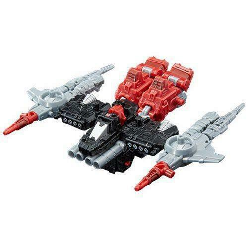 Robot Biến Hình Transformers Generations Selects Deluxe WFC-GS04 Powerdasher Cromar