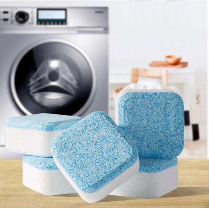 Viên Vệ Sinh Lồng Máy Giặt, Viên Sủi Tẩy Sạch Cặn Bẩn H085