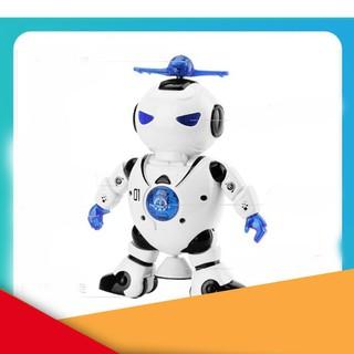 [GÍA CỰC SỐC] Robot đồ chơi Thế Hệ Mới Biết Xoay, Nhảy Và Nhạc T10 (BANGKOK)