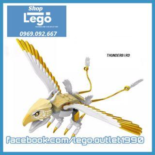 Xếp hình Lego ThunderBird Harry Potter