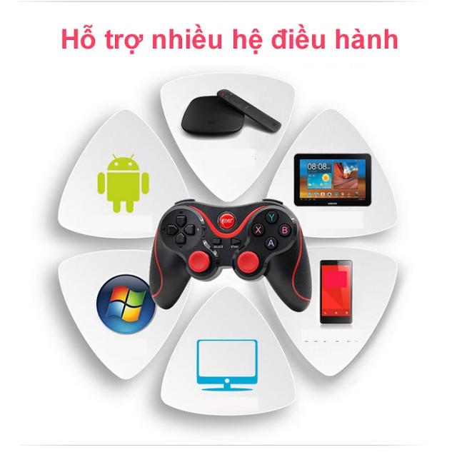 Tay game - Tay cầm chơi game Liên Quân Mobile- PUBG Tặng Kẹp Điện Thoại