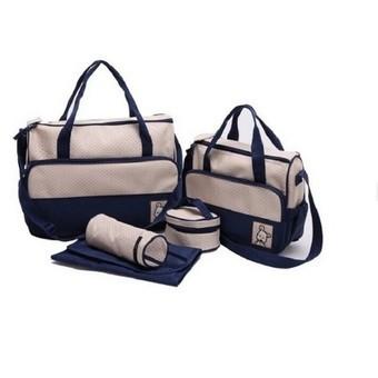 Túi đựng đồ cho mẹ và bé 5 chi tiết (Xanh navy) - 2866172 , 70822440 , 322_70822440 , 184000 , Tui-dung-do-cho-me-va-be-5-chi-tiet-Xanh-navy-322_70822440 , shopee.vn , Túi đựng đồ cho mẹ và bé 5 chi tiết (Xanh navy)