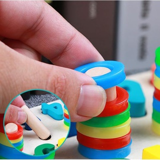 đồ chơi trẻ em Xếp Hình Bằng Gỗ Cho Bé
