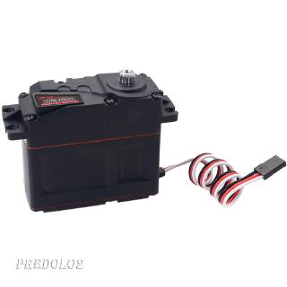 40KG Servo Motor for 1/5 Redcat HPI ZDRacing Racing Car Replacements