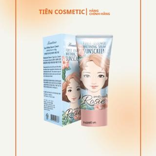 [CHÍNH HÃNG] Kem Chống Nắng SeoulRose Rosie First Essence Whitening Serum Suncreen SPF 45+ PA+++ thumbnail