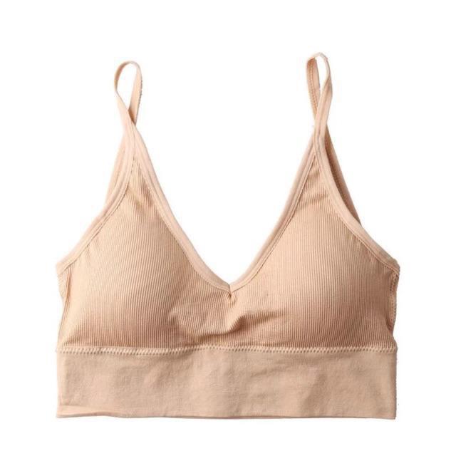 Áo bra len tăm hở lưng khoét lưng dáng u siêu hót LALA AN01
