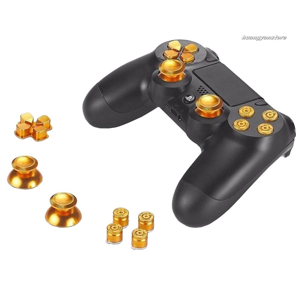 Set 7 Nút Bấm Thay Thế Cho Tay Cầm Chơi Game Ps4