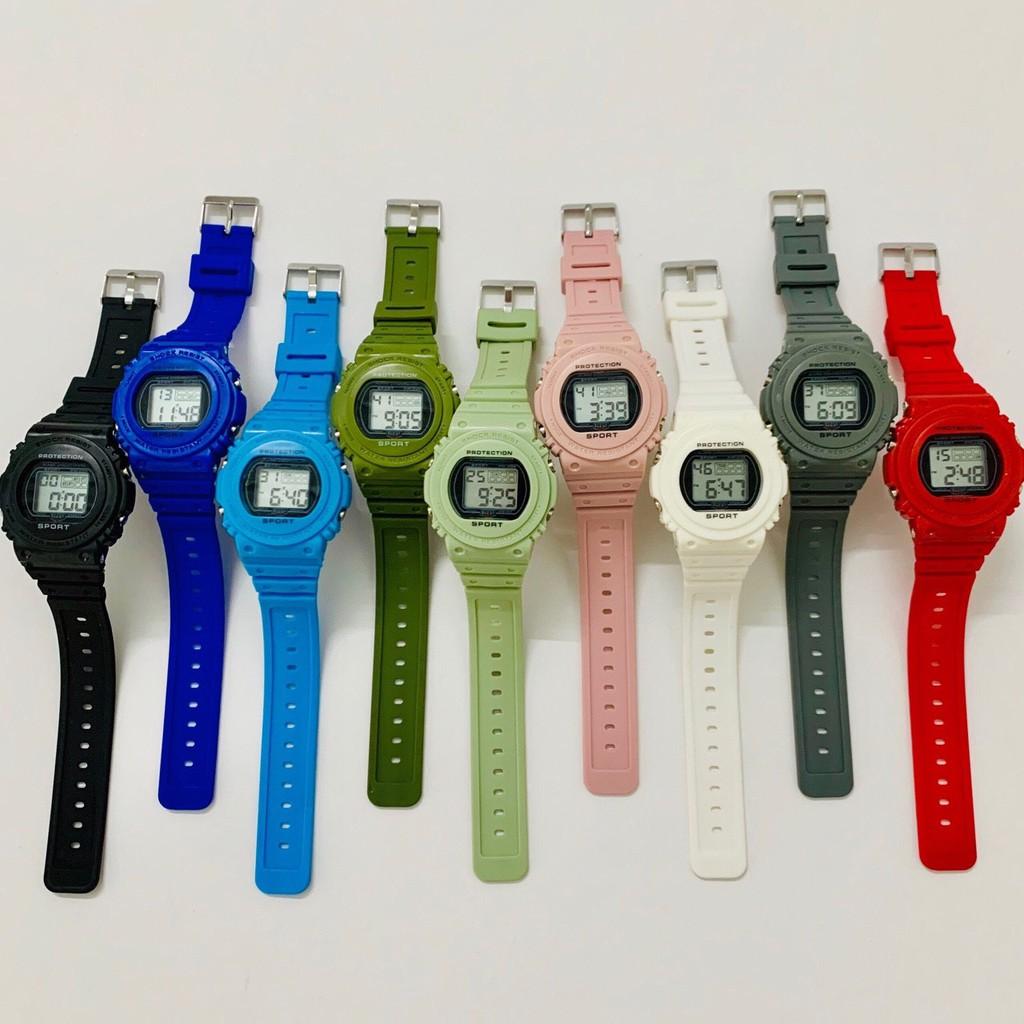 Đồng hồ điện tử thời trang nam nữ Sport M03 mẫu mới cực hot FF54