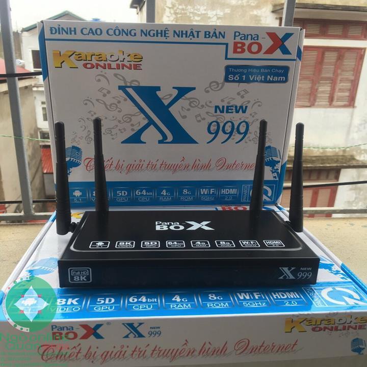 Tivi box x999 ram 4g