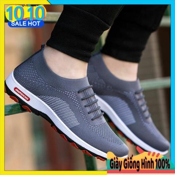 Giày thể thao nam Fashion ôm chân cực chất