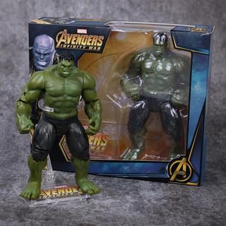 Mô Hình Đồ Chơi Figure Siêu Anh Hùng Marvel Avengers Incredible Hulk 6″