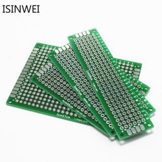 4 Bảng PCB 5x7 4x6 3x7 2x8cm chuyên dụng cho bảng mạch chủ Arduino