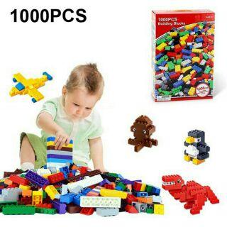 Bộ đồ chơi ghép hình LEGO 1000 chi tiết cho bé