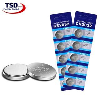 Pin Cmos CR2032 Giá Rẻ Nguyên Seal Hãng