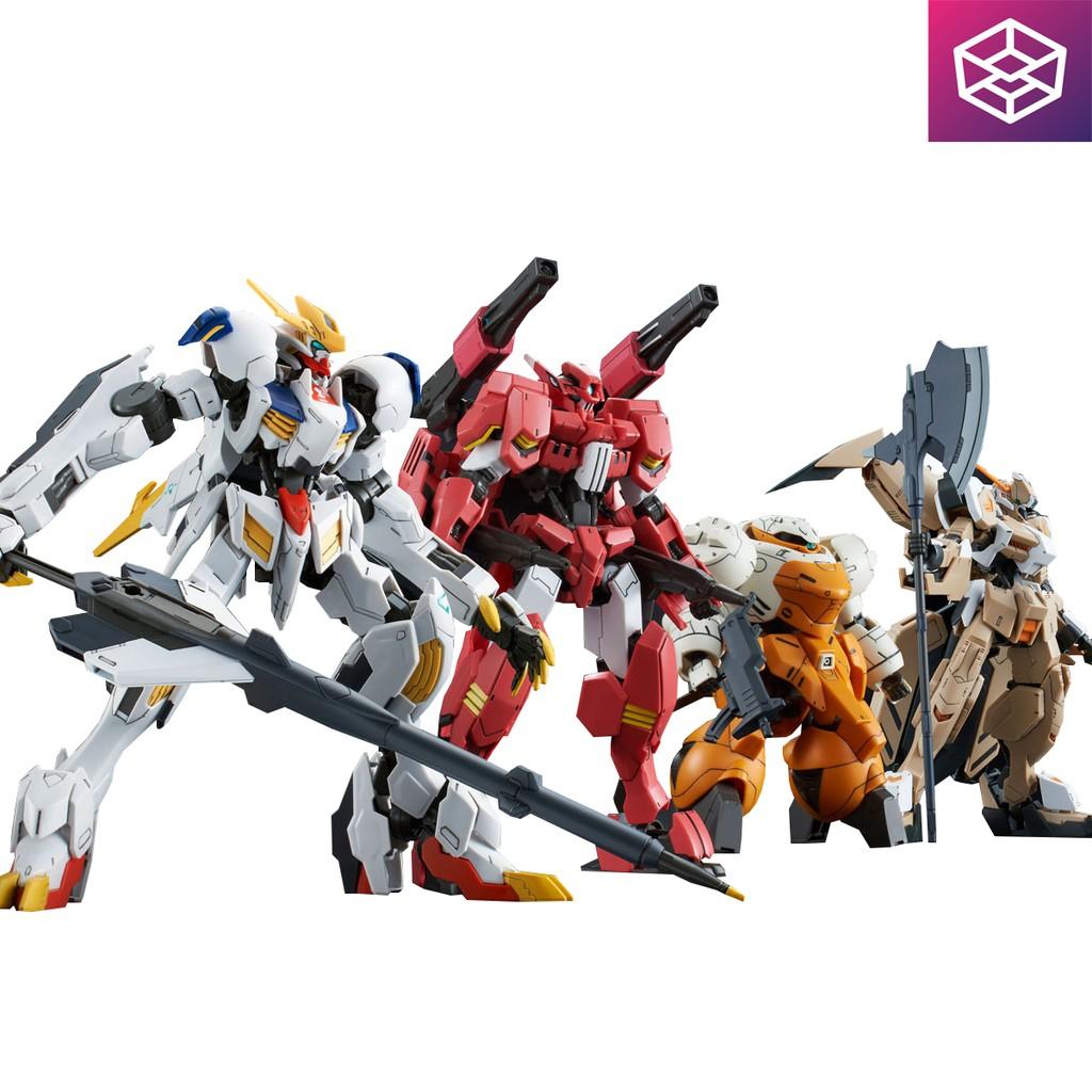 Mô Hình Lắp Ráp P-BANDAI High Grade Gundam Iron-Blooded Orphans Tekkadan Set - 2932880 , 592141302 , 322_592141302 , 2699000 , Mo-Hinh-Lap-Rap-P-BANDAI-High-Grade-Gundam-Iron-Blooded-Orphans-Tekkadan-Set-322_592141302 , shopee.vn , Mô Hình Lắp Ráp P-BANDAI High Grade Gundam Iron-Blooded Orphans Tekkadan Set