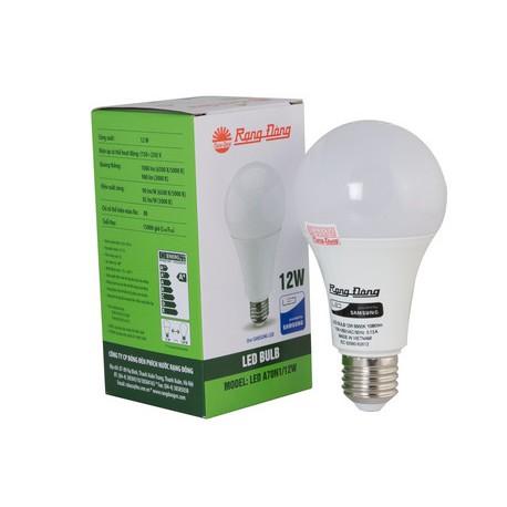 Bóng Led Bulb Tròn 12W Rạng Đông